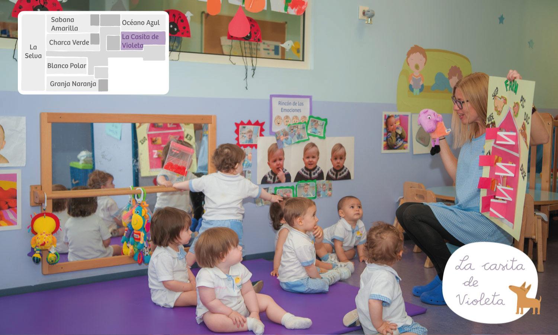 La casita de Violeta Xicotets escuela infantil